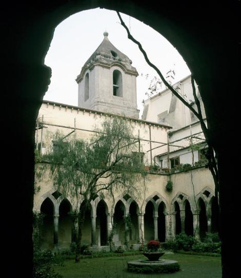 Sorrent: Kreuzgang von San Francesco (2000)