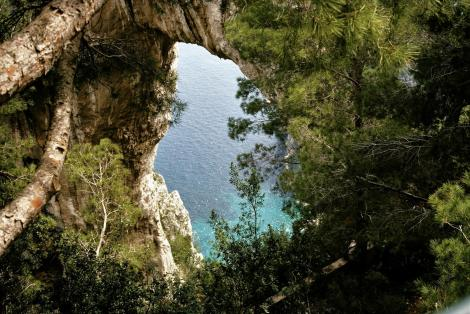 Capri: Arco Naturale (2000)