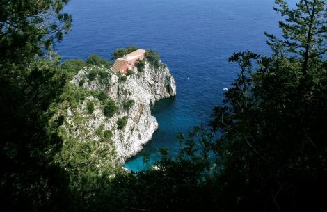 Capri: Malaparte-Villa (2000)
