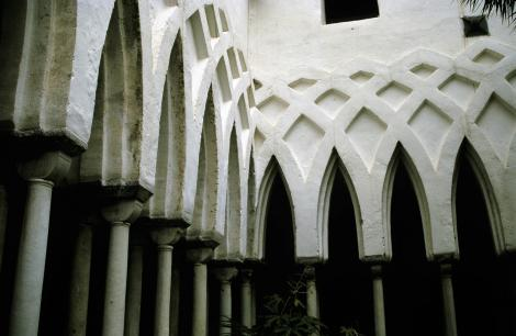 Amalfi: Dom - Kreuzgang (2000)