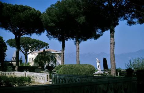 Ravello: Villa Cimbrone (2000)