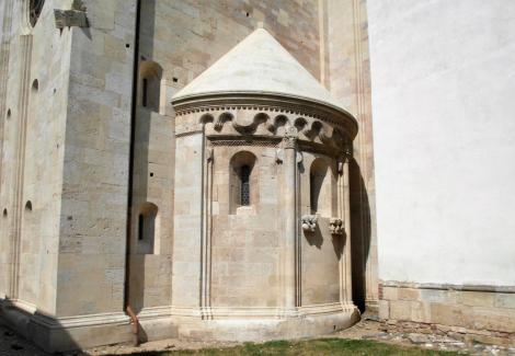 Karlsburg: Kathedrale - Südostapsis (2018)