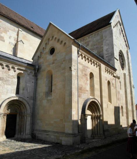 Karlsburg: Kathedrale - Südseite (2018)