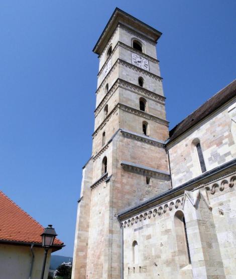 Karlsburg: Kathedrale - Turm (2018)