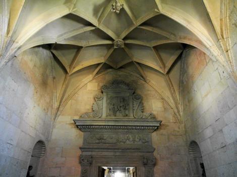 Karlsburg: Kathedrale - Laszaikapelle (2018)
