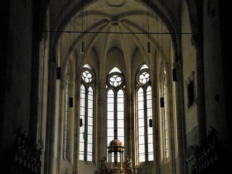 Karlsburg: Kathedrale - Chor (2018)