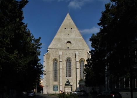Klausenburg: Reformierte Kirche (2018)