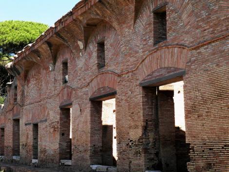 Ostia: Casa di Diana (2013)