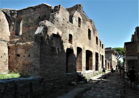Ostia: Haus des Jupiter und Ganymed (2013)
