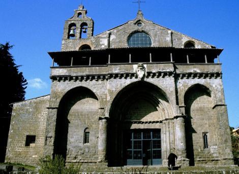 Montefiascone: Kirche San Flaviano (2002)