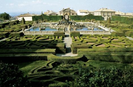Bagnaia: Villa Lante (2002)