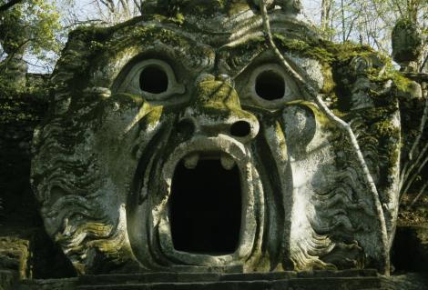 Bomarzo: Park der Ungeheuer (2002)
