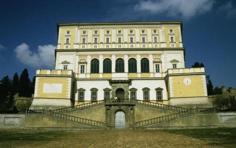 Caprarola: Palazzo Farnese (2002)