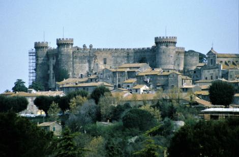 Bracciano: Kastell (2002)