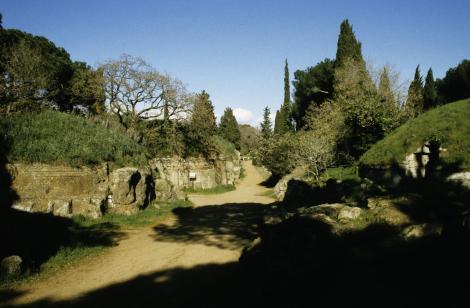 Cerveteri: Banditaccia-Nekropole (2002)