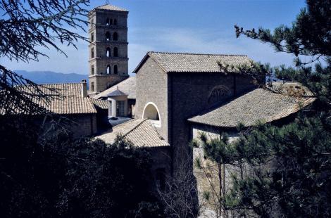 Subiaco: Scholastika-Kloster (2002)
