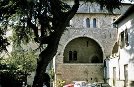 Anagni: Papstpalast (2002)