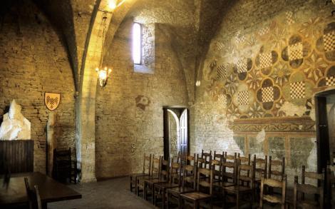 Anagni: Papstpalast - Saal der Ohrfeige (2002)
