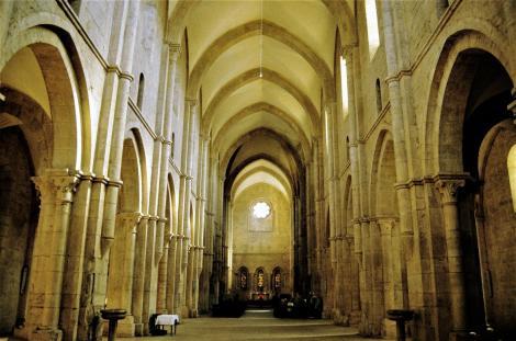 Fossanova: Abteikirche (2002)