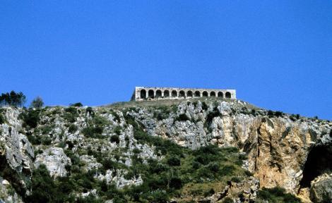 Terracina: Tempel des Jupiter Anxur (2002)