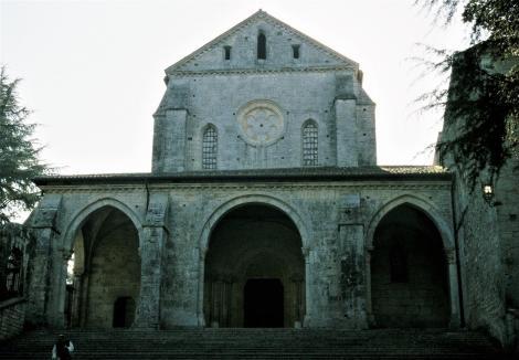 Casamari: Abteikirche (2002)