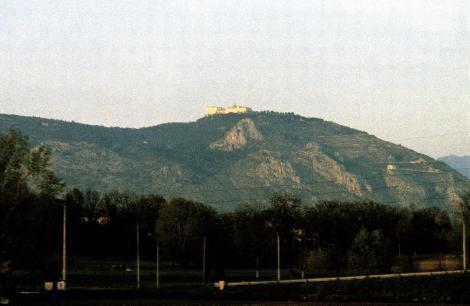 Blick zum Montecassino (2002)