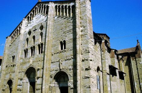 Pavia: Kirche San Michele (2002)