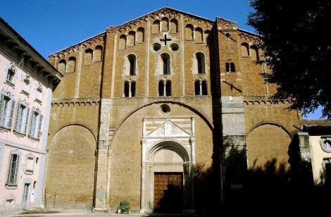 Pavia: Kirche San Pietro in Ciel d'Oro (2002)