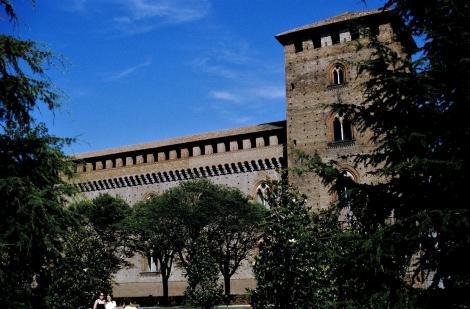 Pavia: Castello Visconteo (2002)