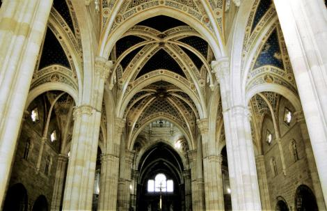 Pavia: Kartause - Kirche (2002)