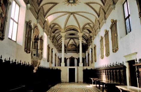 Pavia: Kartause - Refektorium (2002)