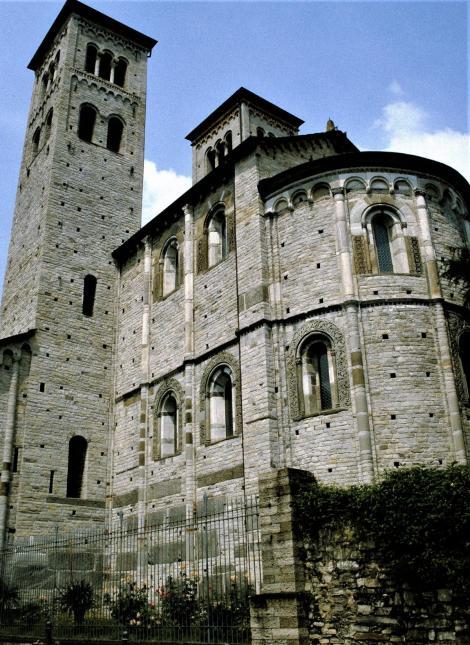Como: Kirche S. Abbondio (2002)