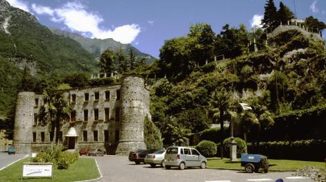 Chiavenna: Palazzo Balbiani (2002)