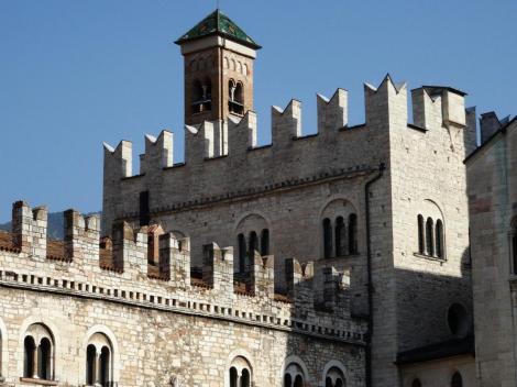 Trient: Bischofspalast [Palazzo Pretorio] (2017)