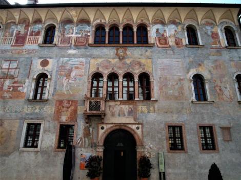 Trient: Palazzo Geremia (2017)