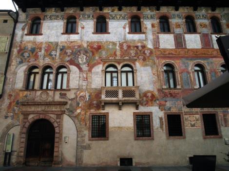 Trient: Palazzo Alberti-Colico (2017)
