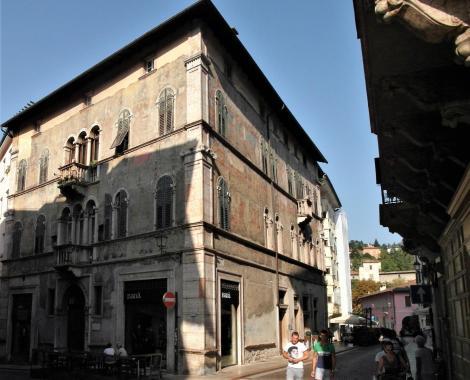 Trient: Palazzo del Monte (2017)