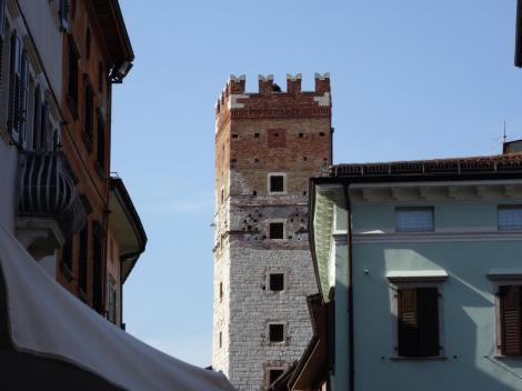 Trient: Torre della Tromba [Via Cavour] (2017)