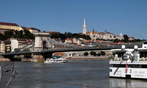Budapest: Burgberg mit Matthiaskirche (2014)
