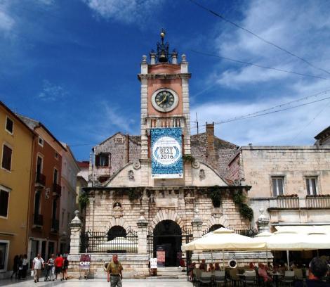 Zadar: Stadtwache (2016)