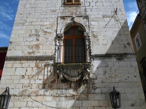 Zadar: Palazzo Ghirardini (2016)