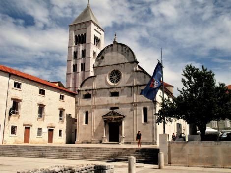 Zadar: Marienkirche (2016)