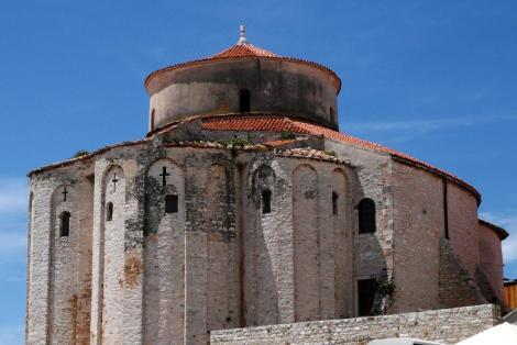 Zadar: Donatuskirche (2016)