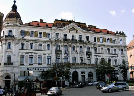Fünfkirchen: Komitatshaus (2008)