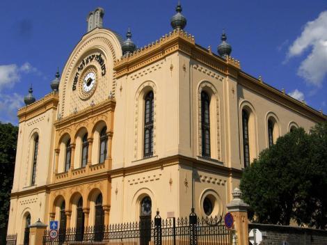 Fünfkirchen: Synagoge (2008)