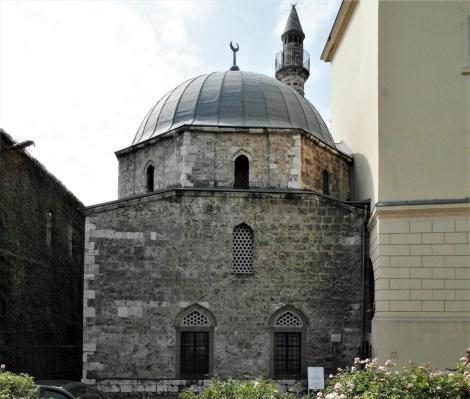 Fünfkirchen: Jakowali Hassan-Moschee (2018)