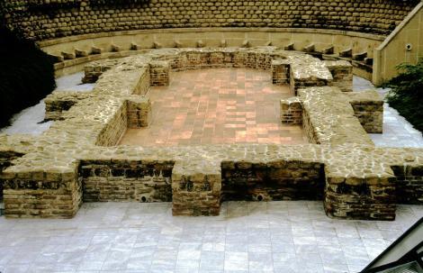 Fünfkirchen: Frühchristliches Mausoleum