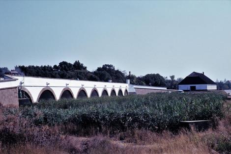 Puszta Hortobagy: Neun-Bogen-Brücke (1983)