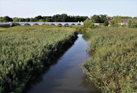 Puszta Hortobagy: Neun-Bogen-Brücke (2018)