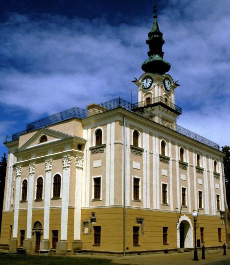 Käsmark [slowak. Kežmarok]: Rathaus (2004)